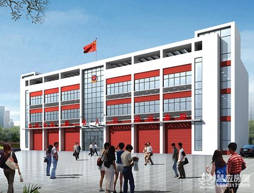 微型消防站建设
