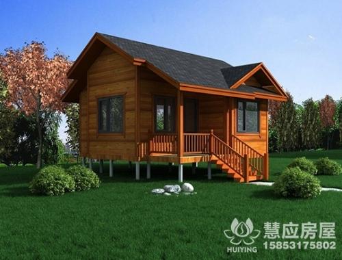 轻钢木屋景区