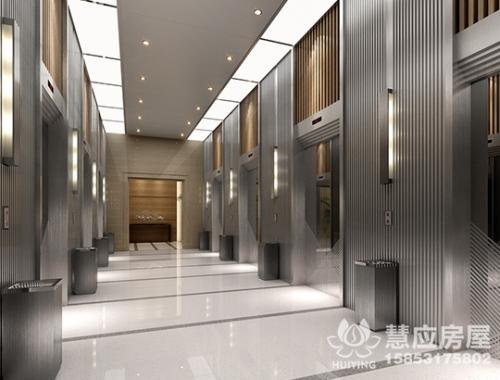 酒店会所大堂设计