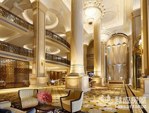 酒店客房装饰工程