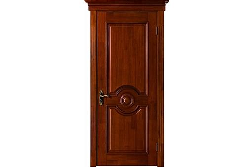 多层实木烤漆门