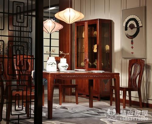 实木茶桌椅组合