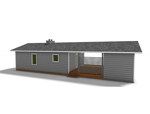 模块化消防站建设