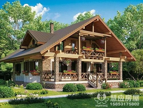 民宿木屋别墅