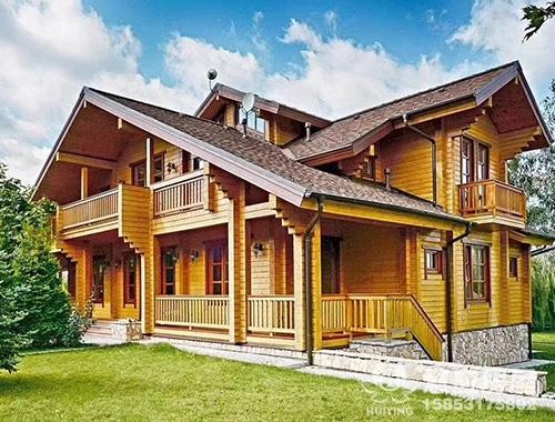 景区生态木屋