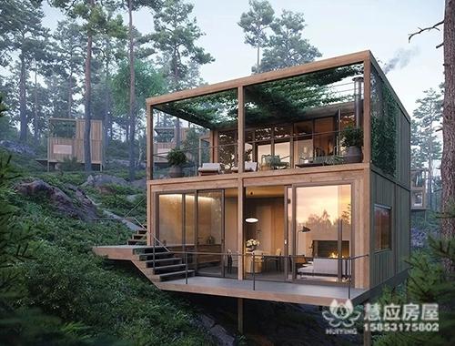 生态山林小屋